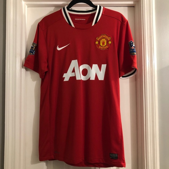 online retailer 37cd3 a468b Ashley Young Manchester United Jersey